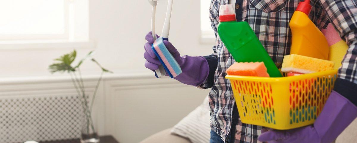 petit matériel de nettoyage